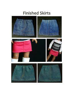 Easy skirts!