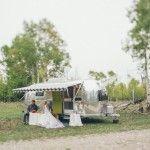 we love this wedding setup