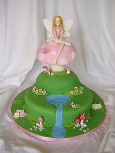 FAIRY by Libbys creations, via Flickr