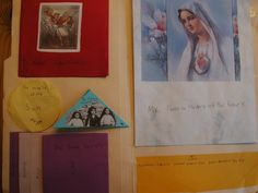 Castle of the Immaculate: Fatima Lapbook