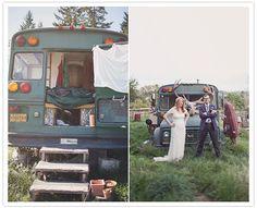 Portland farm wedding