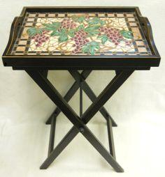 mosaic furnitur, ceram tile, tile mosaic, mosaic art