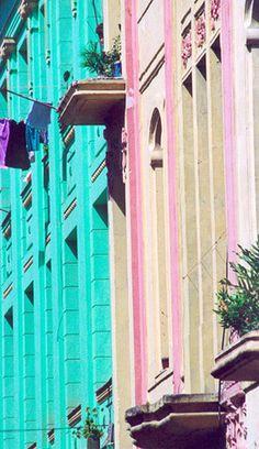 Buildings, Cuba