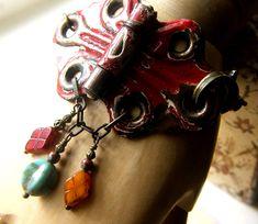 Found Object Jewelry | lilruby jewelry