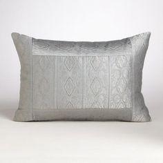 One of my favorite discoveries at WorldMarket.com: Jade Blue Miramar Lumbar Pillow