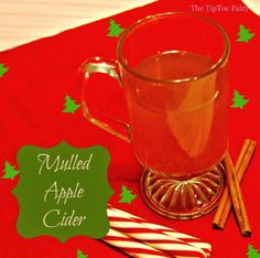 A Delicious Holiday Drink: Mulled Apple Cider-A Peek Into My Paradise christmas parties, appl cider, christma kitchen, apple cider, christma bell, holiday drink, delici holiday, mull appl