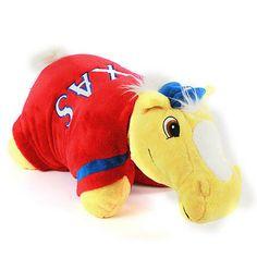 Texas Rangers Pillow Pet