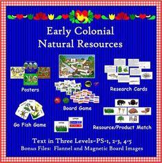 Bilder New England Colonies Natural Resources New England Colonies ...