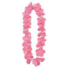 Light Pink Flower Leis - OrientalTrading.com