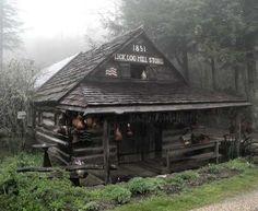 grist mill, workshop idea, lick log mill, north carolina