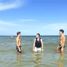 How To Freak Your Friend Out In The Ocean