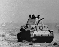 Italian M13-40 tank #worldwar2 #tanks