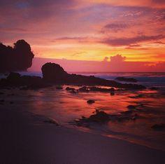 sunset, christma island, island australia, island nation, island life