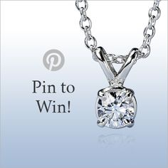 Enter to win a Blue Nile Signature Cushion Cut Pendant! Click this pin for your chance to surprise mom with a gift to remember this Mother's Day. #BlueNile #MothersDay #pintowin #sweepstakes #giveaway