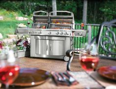 Napoleon Grills are a high quality manufacturer that produces some of the world best grills. Often compared to Weber, Napoleon Grills have experience a boost of popularity due to the high quality  material and performance each grill brings. http://napoleongrills.net/