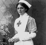 One of the most amazing stories of any Titanic survivors, Violet Constance Jessop was an ocean liner stewardess and a nurse who survived the sinking of both the RMS Titanic and the HMHS Britannic in 1912 and 1916. Even more amazingly, she had been aboard the Britannic's other sister ship the RMS Olympic when it nearly sank after colliding with the naval vessel the HMS Hawke in 1911.