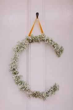 baby's breath letter