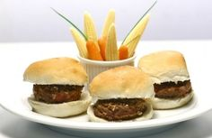 Hambúrguer de aveia | Panelinha - Receitas que funcionam