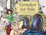When Lizzie is left in charge of the antique shop, she doesn't anticipate that someone will try to buy Grandpa! #grandparents  #kidlit