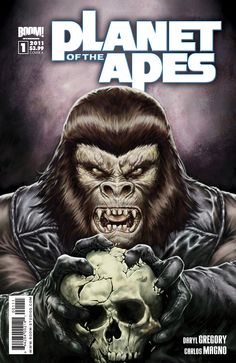 Planet of the Apes comic book
