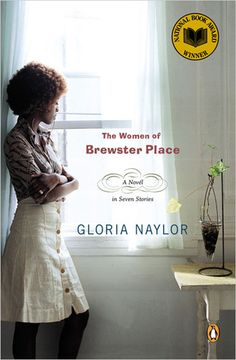 #UWBookMadness The Women of Brewster Place by Gloria Naylor   Category: Stars 'n Stripes   Once the home of poor Irish and Italian immigrants, Brewster Place, a rotting tenement on a dead-end street, now shelters black families. This novel portrays the courage, the fear, and the anguish of some of the women there who hold their families together, trying to make a home.