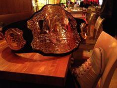 Cain Velasquez #Champ #MMA #Belt #Fight #Winning #Lugz