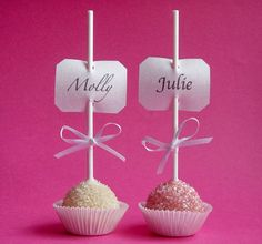 Favors and Placecard Holders