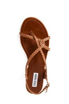 Steve Madden P-Kart Sandal, I could wear these everyday