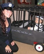 Homemade Costumes for Babies - Costume Works (page 6/13) police officer, halloween costume ideas, halloween costumes, cop, first halloween, red wagon, homemade costumes, costume halloween, kid