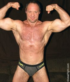 muscular musclebear speedos GLOBALFIGHT PROFILES