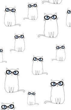 cat art, cats, phone wallpapers, cat iphone wallpaper, cat eyes, iphone wallpaper illustration, glass, wallpaper iphone cat, cat lovers