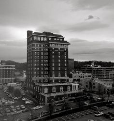 Asheville Architecture by The Southerly, via Flickr