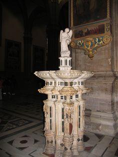 Baptismal Font - Duomo - Florence, Italy -
