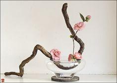Ikebana-Flower Arrangement