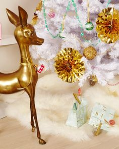 Decorate your tree with the Oh Joy for Target holiday collection.
