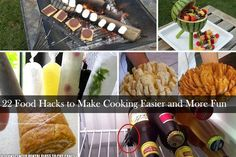 20 Awesome Food Hacks to make your life easier and more Fun