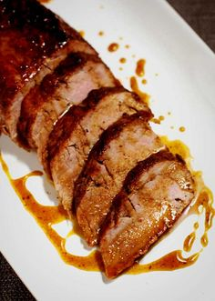 Pork Tenderloin with