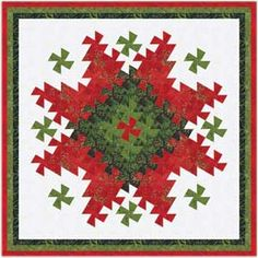TWISTER SPARKLER QUILT KIT