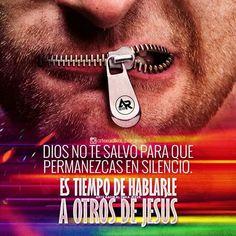Habla de Jesús y lo que el hizo por ti...