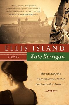 The American edition of Ellis Island, published by Harper Collins in 2010. The story of how young Ellie Hogan leaves poverty-stricken war-torn Ireland for Jazz Age new York - and gets her head turned.....