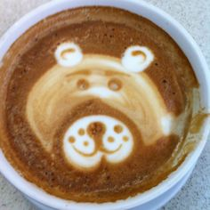 dream cup of coffee (for any #Baylor Bear)!!