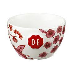latte kom klein D.E Zegel - Douwe Egberts &meer