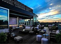 thompson toronto, canada, lounges, thompson hotel, place, patios, parti, rooftops, hotels