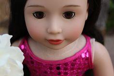 18 Inch Doll, Melody Rose is at www.harmonyclubdolls.com
