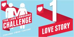 Awesome Challenge from the makers of the 5 love languages!