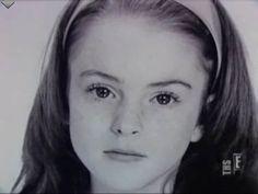 Lindsay Lohan childhood photo  http://celebrity-childhood-photos.tumblr.com/