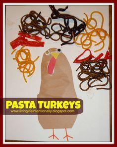 Pasta turkeys-cool!