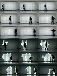 Studio Barragan. Interactive art installation