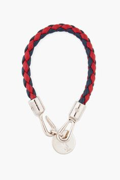 One of the coolest bracelets for men by Yves Saint Laurent..