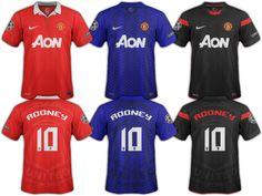 Man Utd Fantasy Kit